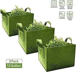 Best 12 gallon plant pot Reviews