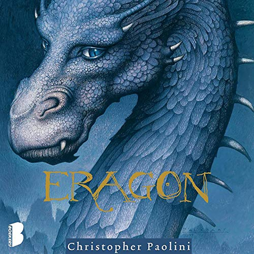Eragon Audiobook By Christopher Paolini cover art
