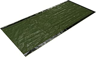 outdoor tools PE Aluminum Film Camping Sleeping Bag, Folding Waterproof Sleeping Pad with Whistle
