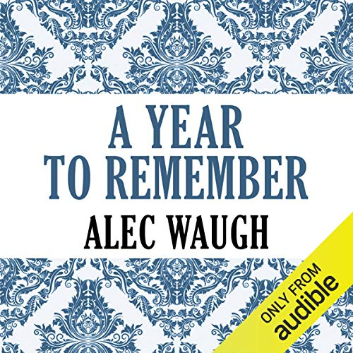 A Year to Remember audiobook cover art