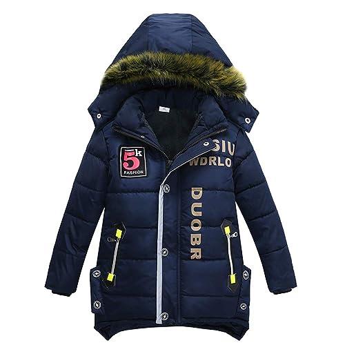 Größe 7 heiß-verkaufende Mode heißer Verkauf online Winterjacke 122: Amazon.de