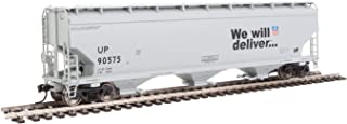 Walthers 910-7624 - NSC 5150 3-Bay Covered Hopper Union Pacific 90575 - HO Scale