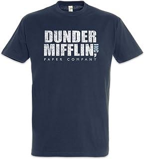 Urban Backwoods Dunder Mifflin Inc Camiseta De Hombre T-Shirt
