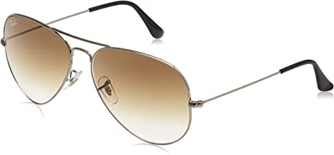 Ray-Ban Rb3025 Aviator Classic Gradient Sunglasses