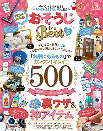 おそうじ the Best 2019-20 (晋遊舎ムック)