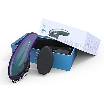 DAFNI Allure: cepillo alisador de cabello inalámbrico – Peina su cabello hasta 10 veces más rápido que una plancha flar [EU Plug]