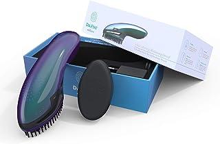 Dafni Allure bärbar hårplattborste – stylar håret upp till 10 gånger snabbare än ett strykjärn, DH1.20B-VDE