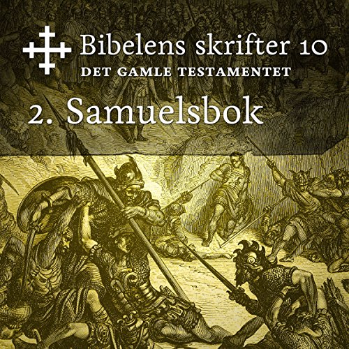 2. Samuelsbok audiobook cover art