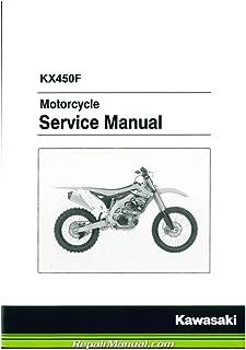 99924-1448-04 Kawasaki KX450F 2012 2013 2014 2015 Motorcycle Service Manual