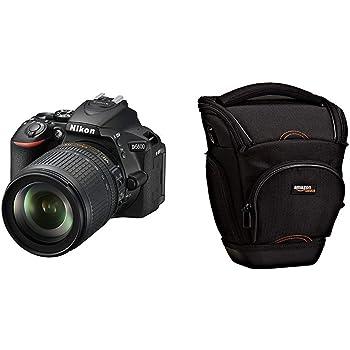 Nikon D5600 - Cámara réflex de 24.2 MP (Pantalla táctil de 3 ...