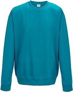 AWDis Men's Sweatshirt Turquoise Surf M