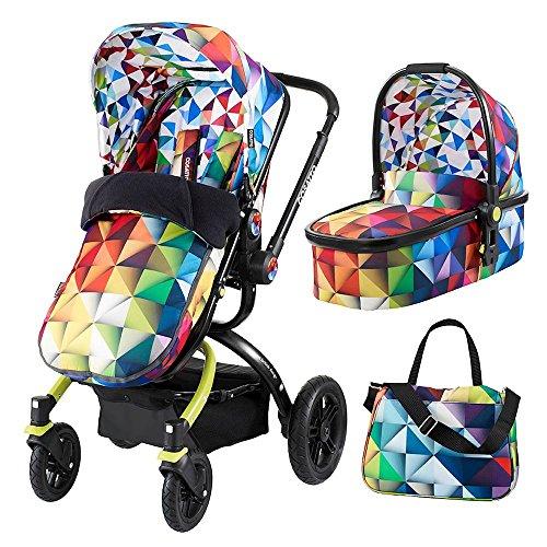 Cosatto Ooba cochecito de bebé y carrito de bebé (spectroluxe)