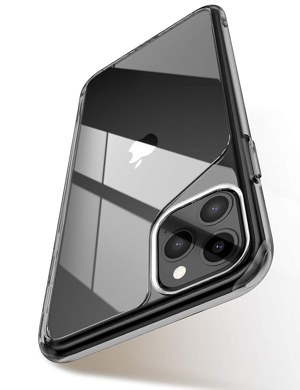 政令湿ったただやるi-BLASON iPhone 11 Pro Max ケース 6.5インチ アイフォン クリア ケース ワイヤレス充電対応 衝撃吸収 超薄型 Haloシリーズ