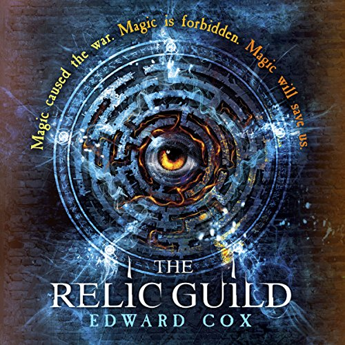 The Relic Guild audiobook cover art