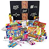 Retro Sweets Gift Box: Just Treats Cosmic Gift Box: Jam Packed with The Retro Sweets