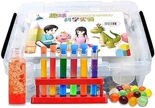 Kit di Esperimenti Scientifici per Bambini, Giocattoli per Scienziati per Bambini, Giochi Educativi E Scientifici, Creazione E Intrattenimento per Giochi di Ruolo A