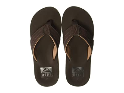 Reef Twinpin Lux (Brown) Men