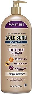 تجدید تابش طلایی Ultimate Ultimate Radiance برای لوسیون مخصوص پوست خشک ، 20 اونس