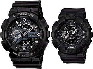 [カシオ] 腕時計 ジーショック×ベビージー ペアセット GA-110-1BJF / BA-110BC-1AJF