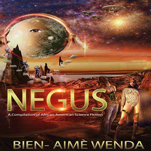 Negus audiobook cover art