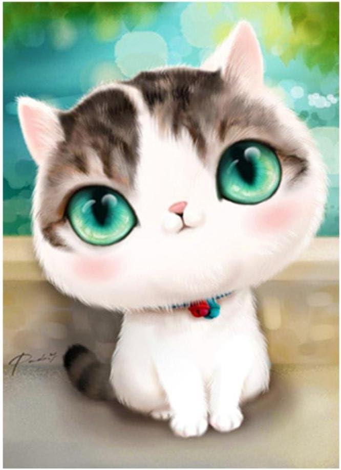 Quaant 5D Diamond Painting Cute 40x30cm DIY Sale Super-cheap Mosa Cats