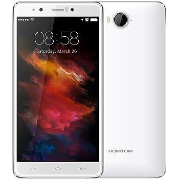 HOMTOM HT10-5.5 Pulgadas de reconocimiento del Iris (1080P FHD) MTK6797 (Helio X20) Deca Core 4 GB + 32 GB Android 6.0 Mundial de Smartphones 4G: Amazon.es: Electrónica