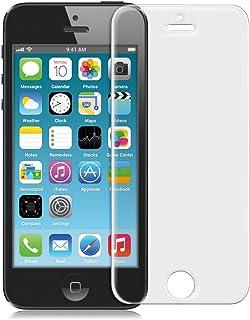 kwmobile Pellicola Protettiva in Vetro Temperato OPACA e ANTIRIFLESSO con effetto anti-impronte compatibile con Apple iPho...