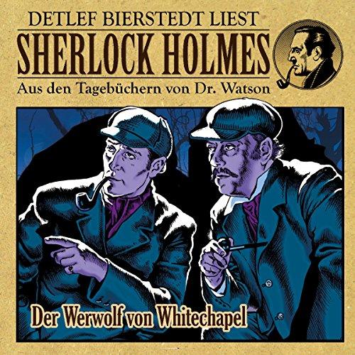 Der Werwolf von Whitechapel Titelbild