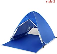 Beach Tents Automatic Tent Uv Protection Outdoor Camping Tent Instant Pop up Lightweight Sun Shelter Tents Cabana Awning