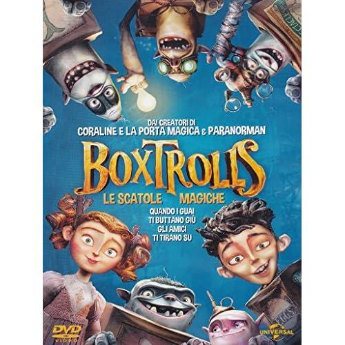 Boxtrolls - Le Scatole Magiche (DVD)