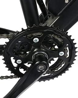 BAFANG BBS01 BBS02 BBSHD Chain Wheel and Replacement Chain Guard Black T42 44T 46T 48T 52T Chainwheel Teeth