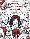 Cauchemars des frères Grimm dans l'au-delà: Livre de coloriage pour adultes (horreur, Halloween, contes de fées, épouvante)