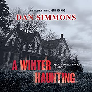 A Winter Haunting cover art