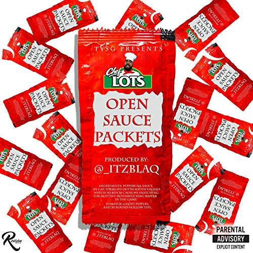 Open Sauce Packet [Explicit]