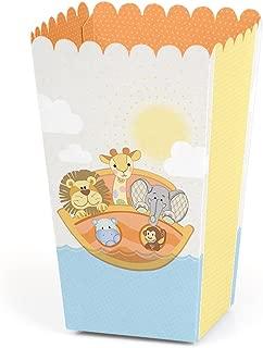 Noah's Ark - Baby Shower or Birthday Favor Popcorn Treat Boxes - Set of 12