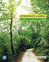 Intermediate Algebra, 13th Edition Front Cover
