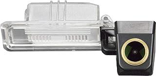 Dorado Cámara HD 1280x720p Impermeable Cámaras de visión Trasera Cámara de Marcha atrás Cámara Visión Nocturna para VW Bora Jetta Polo Hatchback Golf 6 Magotan CC Beetle R-Line Porsche Cayenne
