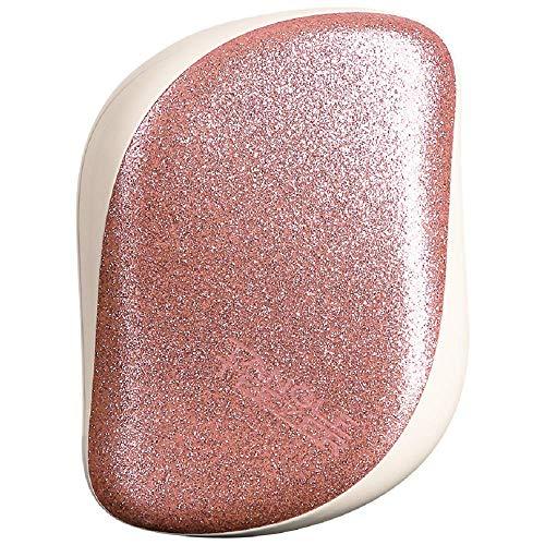 Tangle Teezer Compact Styler - Cepillo para desenredar, color oro rosa