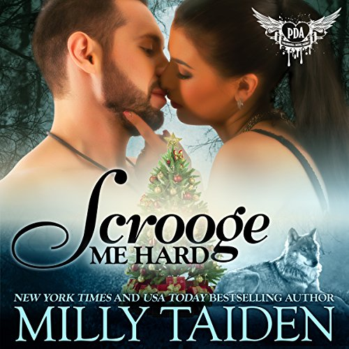 Scrooge Me Hard audiobook cover art