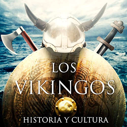 Los vikingos [The Vikings] audiobook cover art