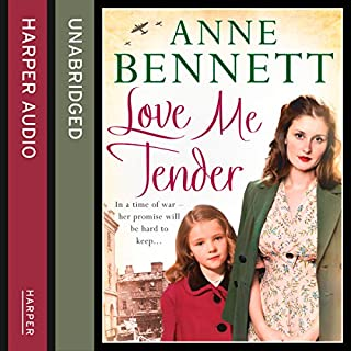 Love Me Tender cover art