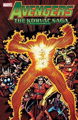 Avengers: The Korvac Saga (Avengers (1963-1996)) (English Edition)