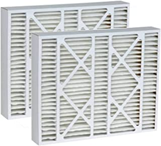Tier1 20x25x6 Merv 13 Replacement for Aprilaire Models 2200 and 2250 Air Filter 2 Pack