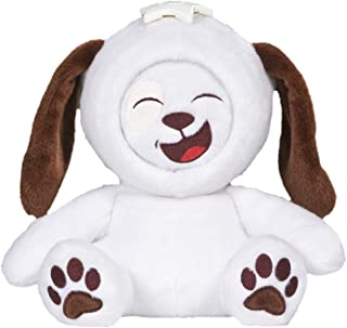 Whatsitsface Stuffed Animal with 6 Different Faces, Plush Toy for Boys Or Girls, Shows Its Emotions – Puppy Dog