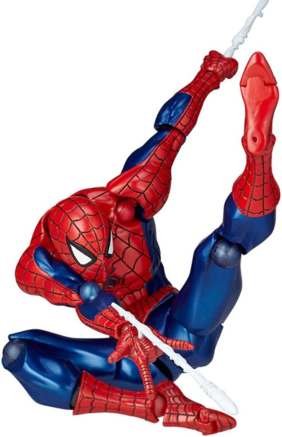 Super Hero Spider-Man Revoltech Action Figure About 160mm ABS & PVC Painted Action Figure