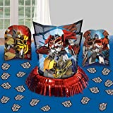 Transformers Party Table Decorations Kit ( Centerpiece Kit ) 23 PCS - Kids Birthday and Party Supplies Decoration