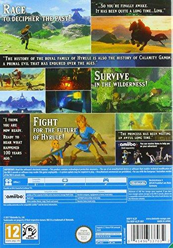 The Legend of Zelda: Breath of the Wild - Import , jouable en français standard