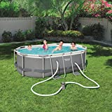 Zoom IMG-1 bestway 56617 power steel piscina