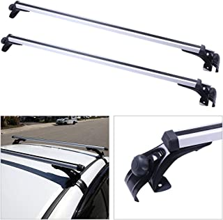 ANGLEWIDE Adjustable Crossbars Mustang Rooftop