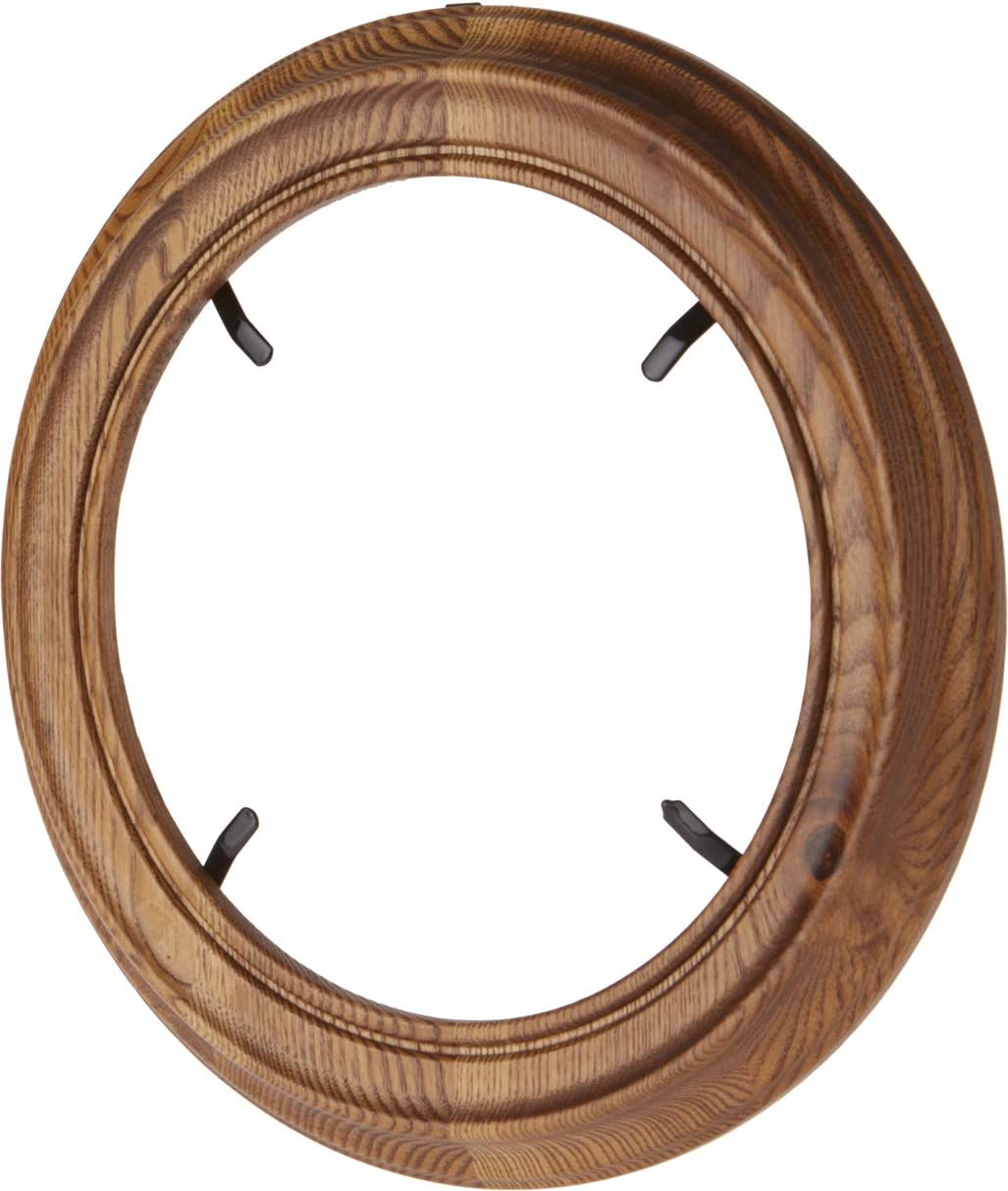 Bard's Red Oak Wall Mountable Plate H W Ranking TOP5 Latest item Frame 11.25